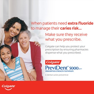 Colgate® PreviDent® Protecting your Prescription Guide