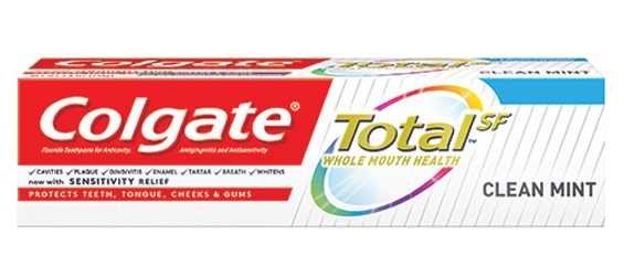 Colgate TotalSF Toothpaste image