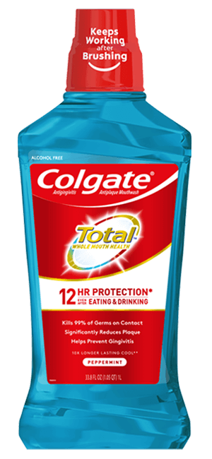 Colgate Total® Advanced Pro-Shield™ Mouthwash image